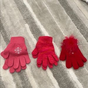 Other - 3pairs of gloves